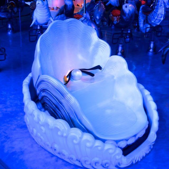 大人でも乗りたい!真珠のメリーゴーラウンド♡カラーテーマごとに展示された美しい水族館 エプソンアクアパーク品川