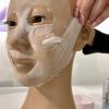 着圧ソックス素材のシートマスクで顔の下半身太りを防げ!
