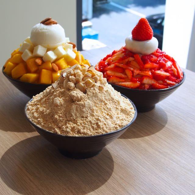 これがあの有名なきな粉餅かき氷、最高!「SULBING HARAJUKU」(ソルビン原宿)韓国国内に500店舗以上の人気店が日本上陸、6/30OPEN◆季節ごとのフルーツかき氷も見逃せない!