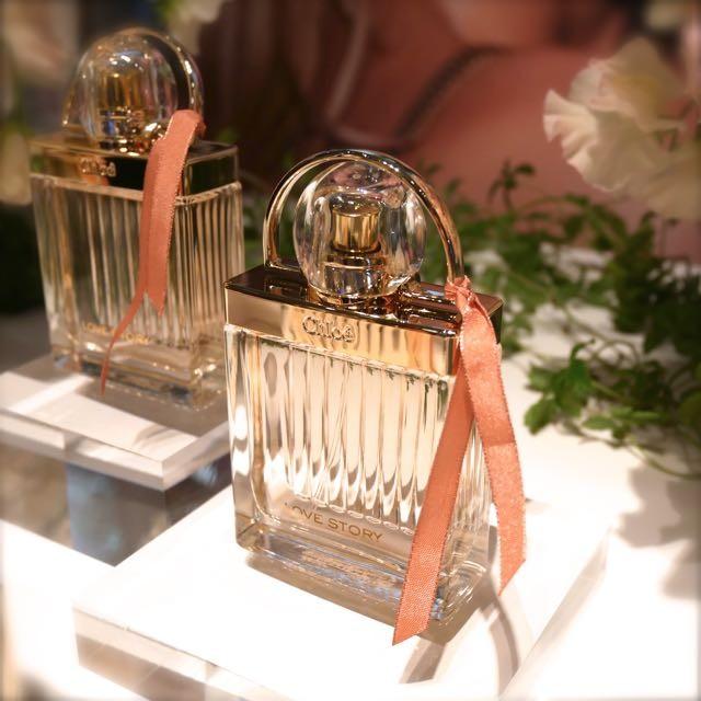 第三弾となる香りが新発売 2017年のモテ香水になる予感「クロエ ラブストーリー オー センシュエル オードパルファム」クロエ ラブストーリーから2017.2.15新発売
