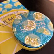 蒸し暑い日にハッカ&アロエ レモン 最強コンビ 限定のクリーム