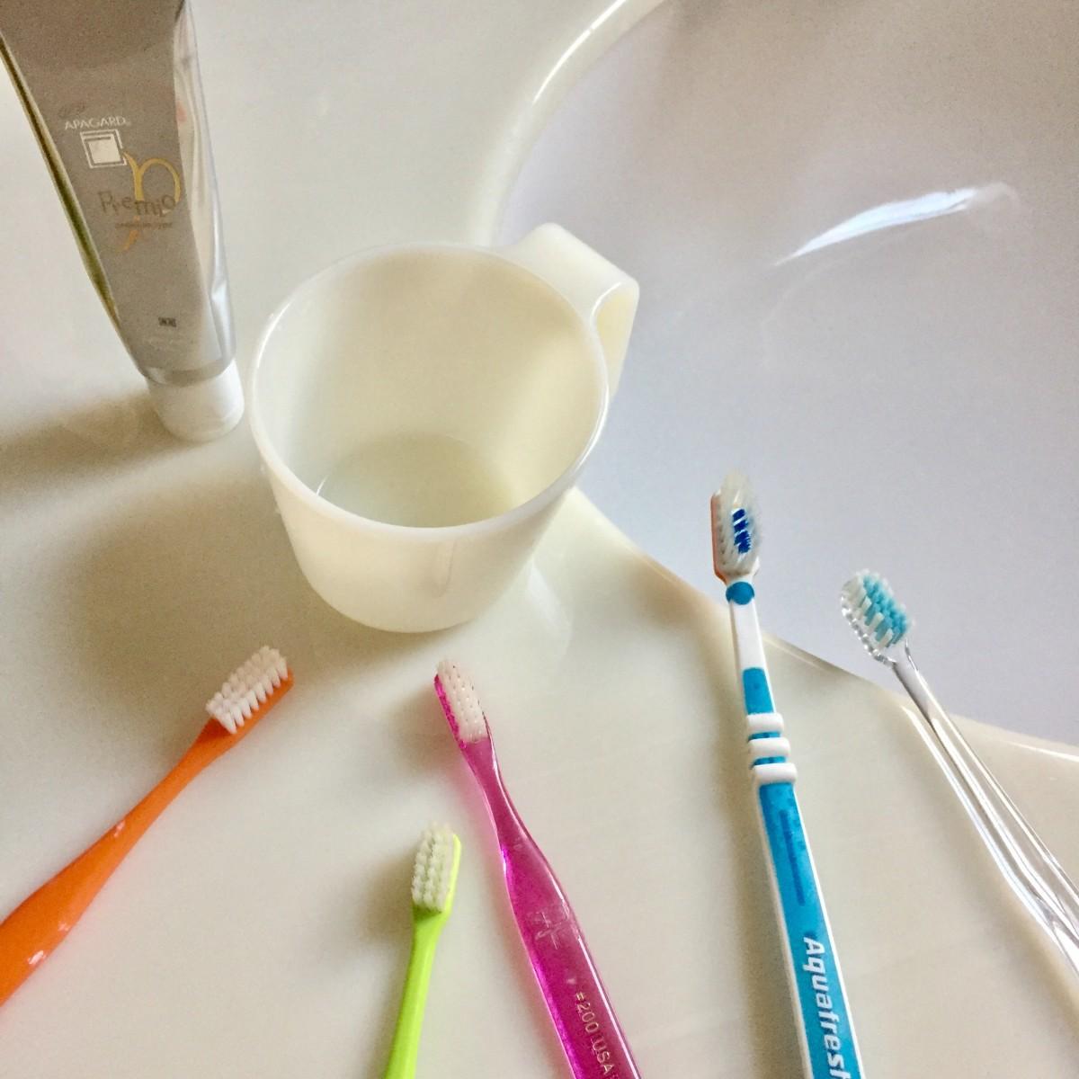歯科医が教えてくれた歯の美白をする以前に毎日できる簡単な大切なこと。