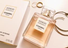 シャネル【ココ マドモアゼル オードゥ パルファム アンタンス】は私を強くさせてくれる香り。