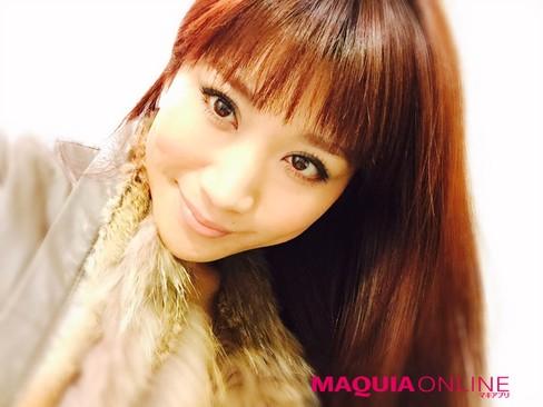 【mamiメイク365】2015,1,9