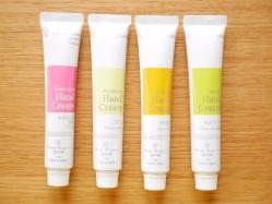 【合成香料・着色料不使用】ほのかで贅沢な香り…♡オシャレな媛香蔵ハンドクリーム
