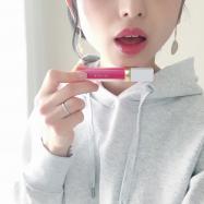 新ナチュラル&オーガニックブランド to/one で春色ピンクリップ♡