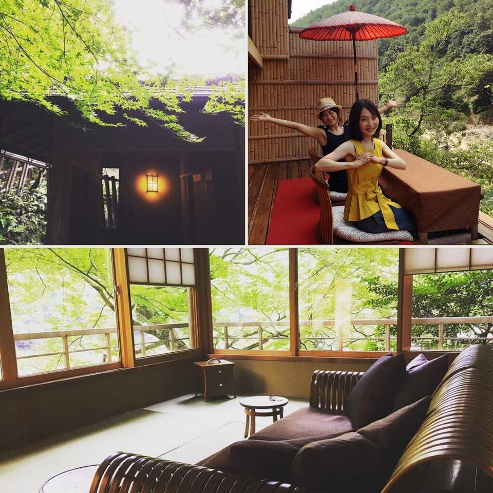 【京都うっとり美トリップ♡前編】施設もおもてなしも文句ナシ。暑さと世俗を忘れる和リゾート「星のや京都」で涼む夏!