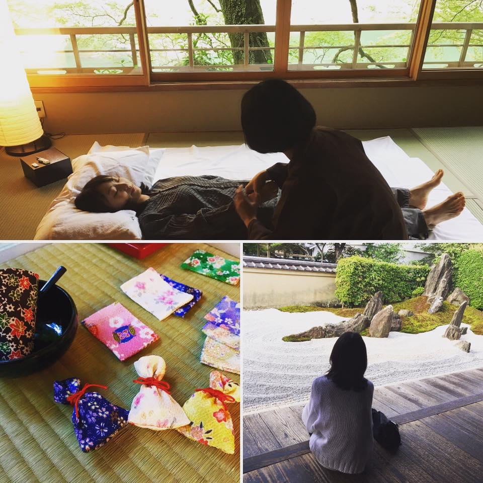 【京都うっとり美トリップ♡後編】体質に合わせて受けられるスパも贅沢三昧の京料理も!「星のや京都」が最高すぎる件。