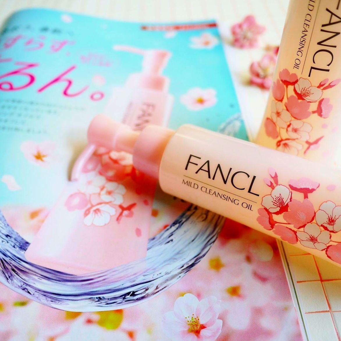 驚異の洗浄力【なで洗い】で本当に落ちる!試すなら【限定】桜パッケージの今!