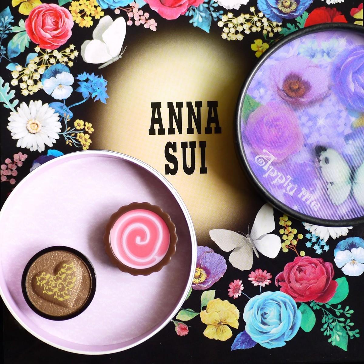【限定】ギフトにもオススメ♡アナスイ カラーコレクションが使える上に可愛すぎ!