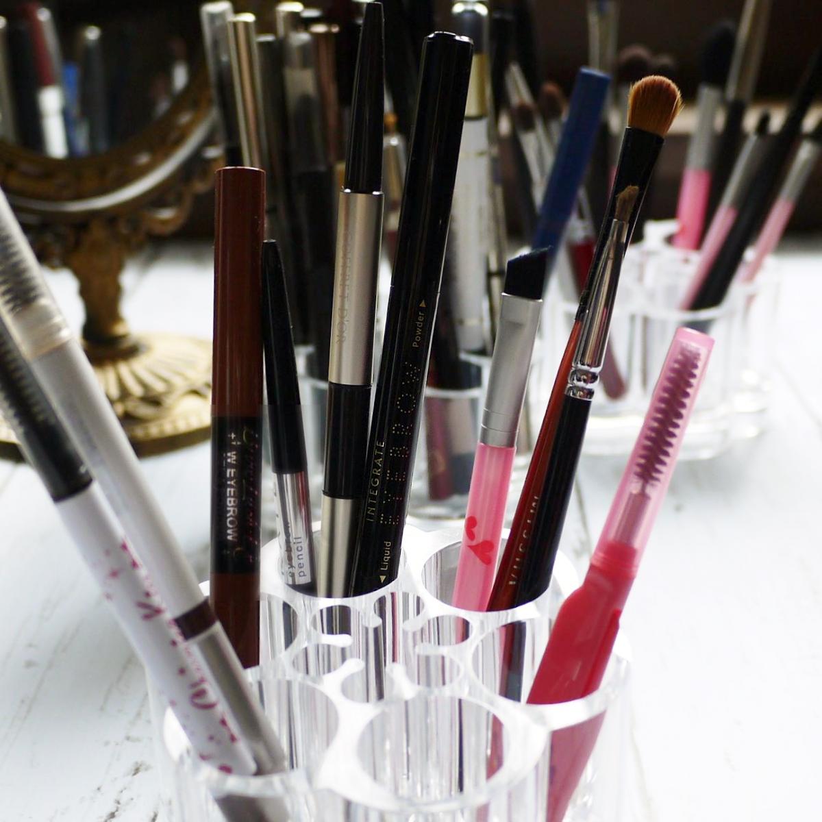 【プチプラ】描きやすくって落ちにくい!美発色リキッドアイブロウが優秀すぎる!