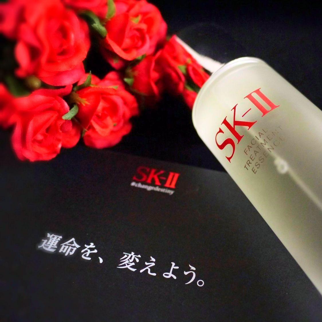 """【運命コスメ】あなたの肌が変わるかも?SK-IIで""""運命を、変えよう。"""""""