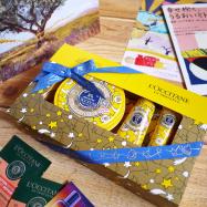 【限定】プレゼントにも最適♡香りも楽しいロクシタン新触感ボディケア!