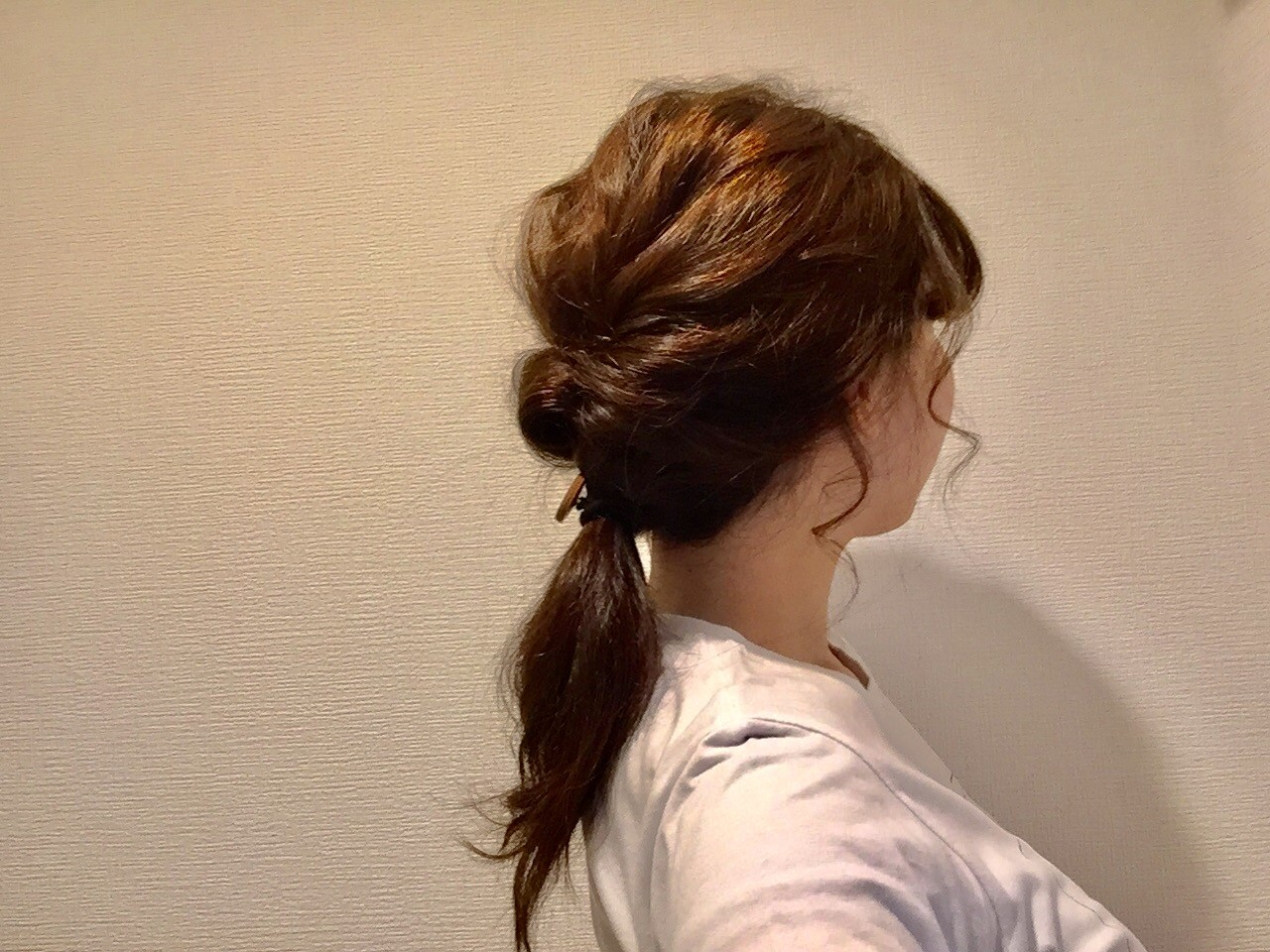 梅雨時期はまとめ髪♡くるりんぱで超簡単サマーアレンジ♡