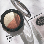 【Visee】夏から使いたい秋コスメ♡輝き放つ簡単アイメイク♡【プチプラシャドウ】