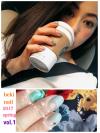 【beki nail】2018 SPRING~vol.1~流行色を2色使い!好感度upの春フレンチ