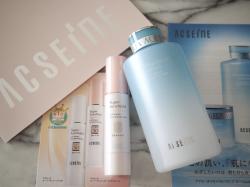 【アクセーヌ】美容家 神崎恵 さんも大絶賛!敏感肌も使える化粧水と日焼け止め下地で最高のツヤを仕込めます!