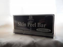 【スキンピールバー】簡単なのにお肌つるつる♪美肌への近道、おすすめの使用方法をご紹介!!