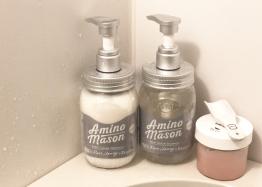 【アミノメイソン】スーパーアミノ酸でダメージ髪も修復!!何かと忙しい新年度も毎日簡単に'うるさら'な満足度!!
