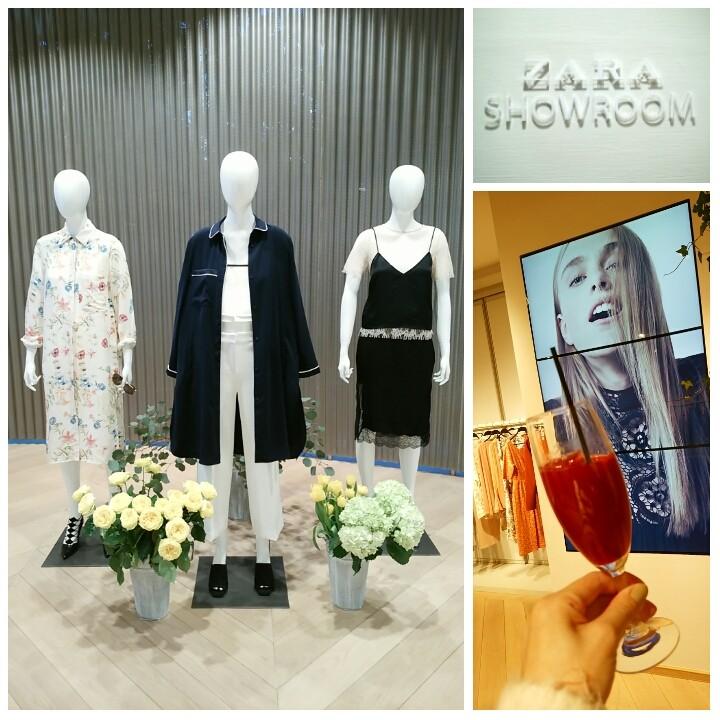 【ZARA展示会】春ファッションはレース、白、そしてレモン?!