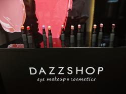 DAZZSHOP本日発売新製品3種レポ!初のリップスティックはアイメイクと引き立て合う10色