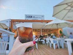 夏だ!海だ!!由比ヶ浜にSABON Beach Houseが今年もオープン♪