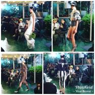 G.V.G.V ファッションショーへは、グレーアイシャドウで。