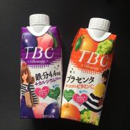 TBC ドリンク 限定リカちゃんパッケージ