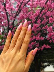 ネイル&肌トーンもブラッシュアップ☆.。.:*・マキア2018ビューティオフ会 ドレスコードは春色
