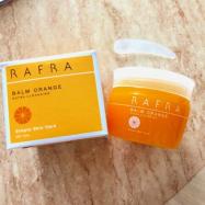 ラフラ バームオレンジ~柑橘系の香りに癒されて