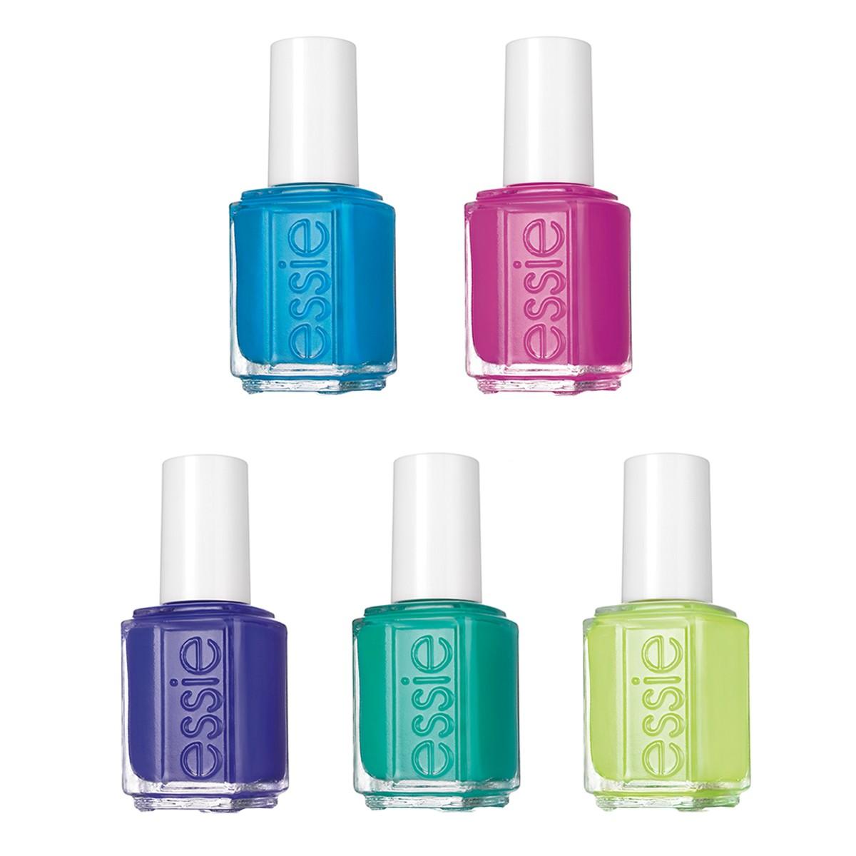 エッシーから「Summer Neon Collection」ネイルポリッシュを計5名様にプレゼント!
