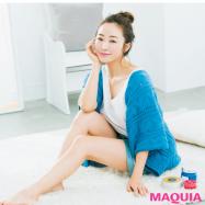 神崎 恵さんの先っぽ美容テクを取材! お風呂上がりは角質美容液&バームで集中保湿