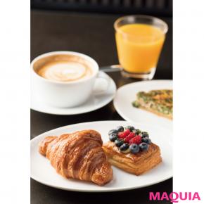 最高の朝時間が過ごせる! 「ザ・カフェ by アマン」で上質なホテルの朝食を堪能
