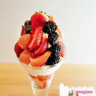ベリーづくしのスイーツや贅沢なフルーツメニューに感激!「果実園」が新宿にもオープン