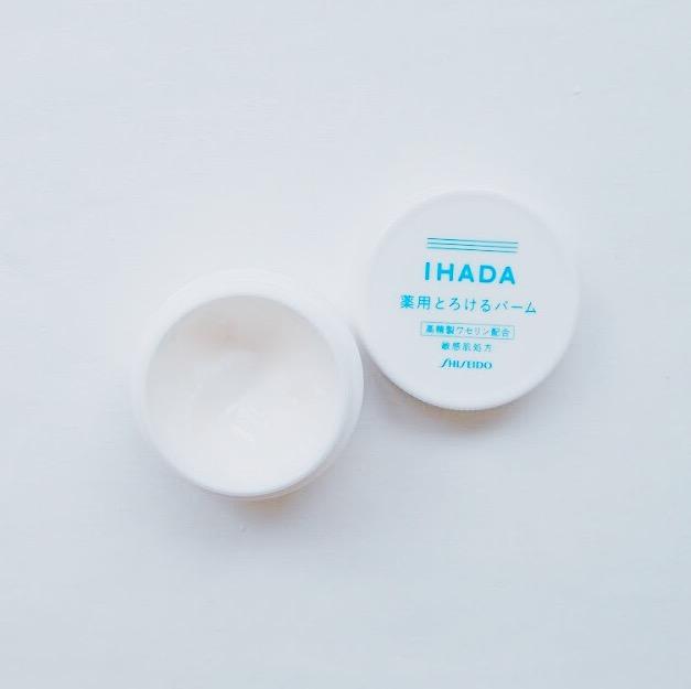 プチプラコスメ・IHADA薬用とろけるバーム