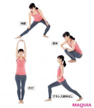 ハードな運動は不要!生活習慣の見直しですっきりデトックス&痩せ体質に
