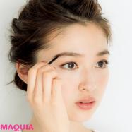 「眉毛を左右対称に描くコツって?」長井かおりさんが教える眉&目元メイクの基本のき