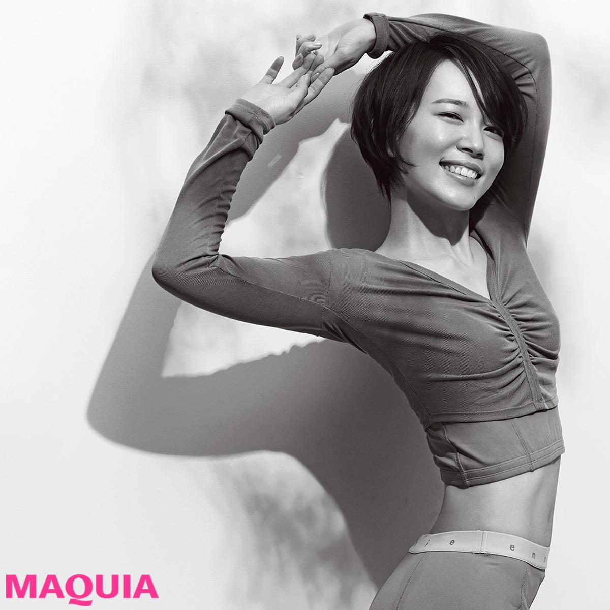 【創刊14周年インタビュー】ダイエット美容家・本島彩帆里さん「誰かと比べず自分基準で。」