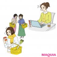 乾燥オフィス、忘年会etc. 働く美女子のTPPO別悩みを徹底リサーチ!
