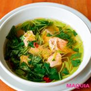 体を冷やさないサラダ、胃&腸から温めるスープetc. 冷えを撃退する食事法