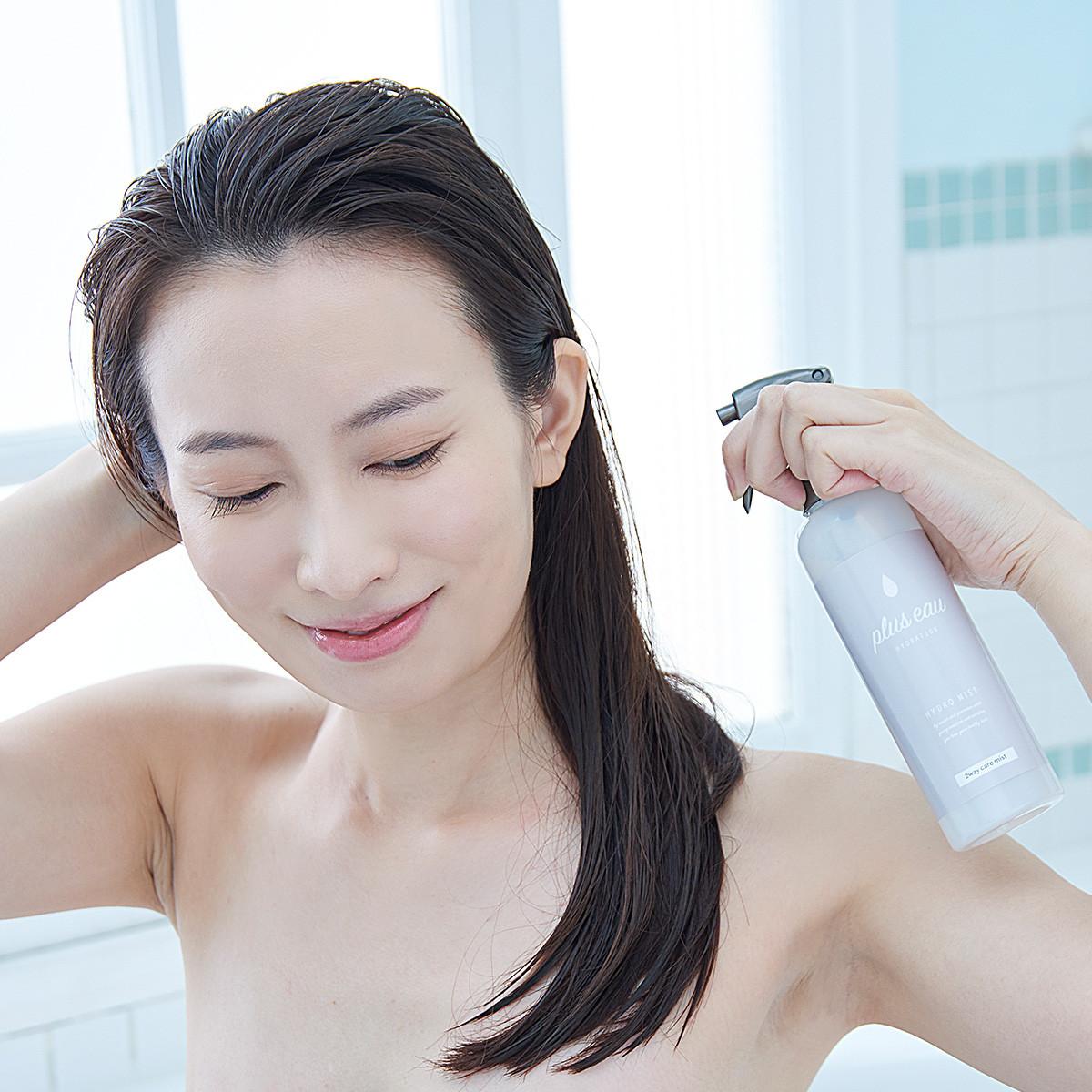 """髪にも""""導入美容液""""!? サロン発想のスペシャルケアミストで、潤った理想の髪質に_1_1"""