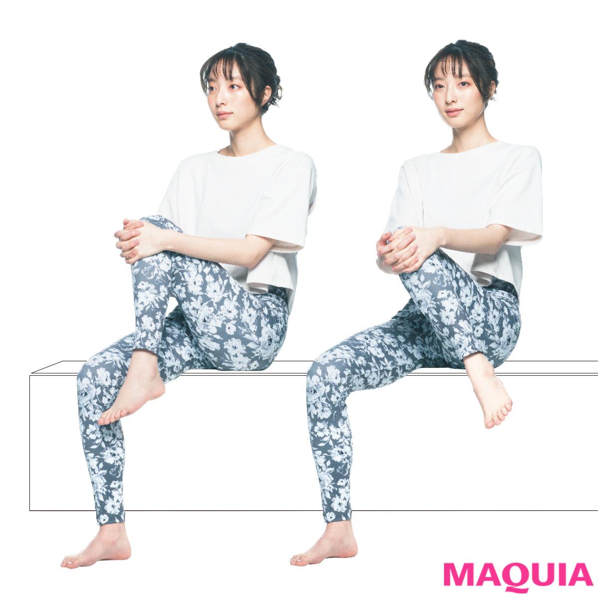 【夜の自律神経ストレッチ】眠りの質がUPする、ユラユラひざ揺らしetc.