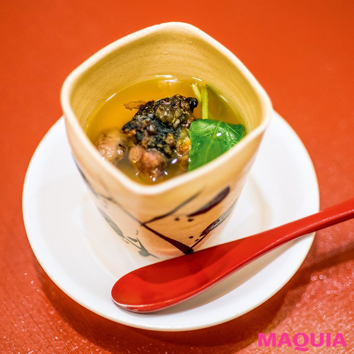 """""""だし""""のフルコースを味わえる! 恵比寿の和食店「小花」をレポ"""