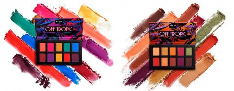 【5月23日発売】カラーメイク好き必見! 「NYX Professional Makeup」のトロピカルな夏コスメ