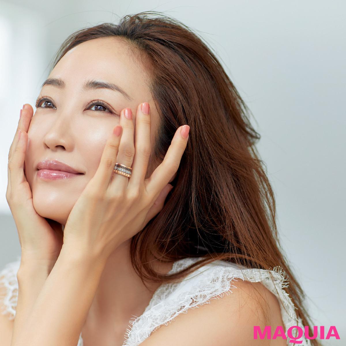 ALL神崎 恵さん愛用! ¥1400〜の幸せ肌をもたらすスキンケアを大公開