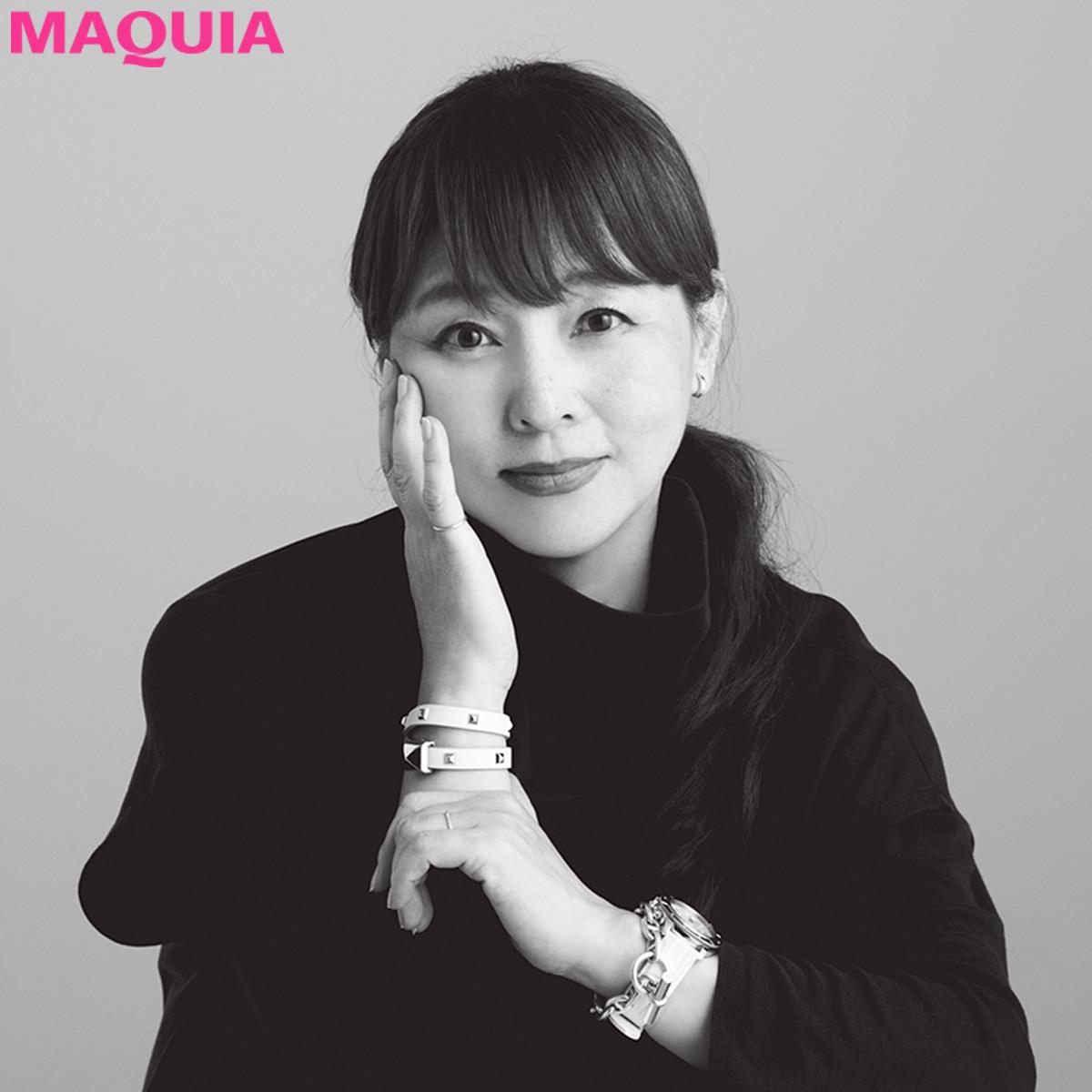 【創刊14周年インタビュー】中野明海さんが登場!『メイクは「生きること」そのもの』
