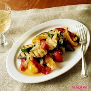 旬の野菜でキレイを底上げ♡ 「夏野菜グリルのグレープフルーツマリネ」