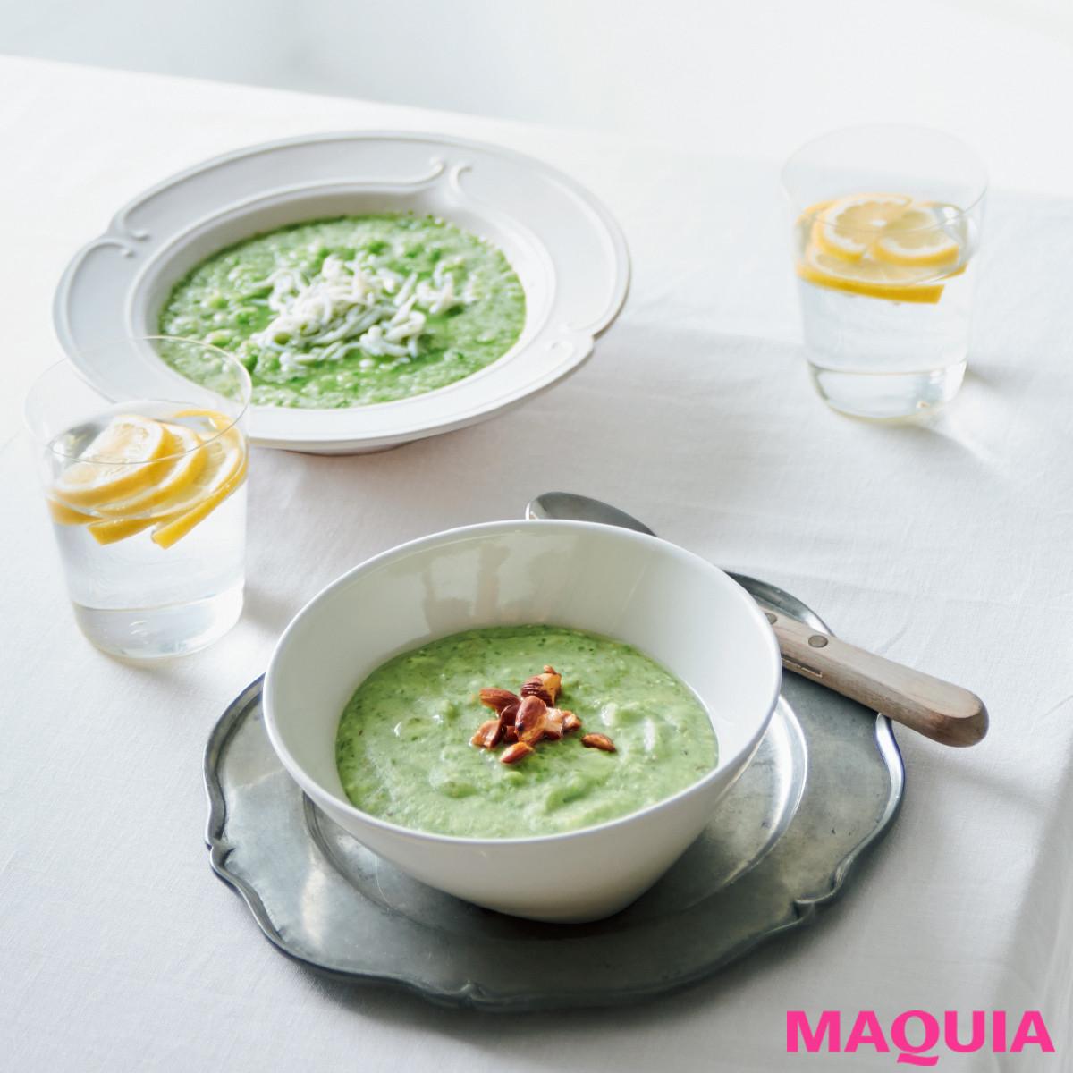 飲むだけで疲労回復&美肌に効く! Atsushiの「美腸スープ」で夏バテを解消