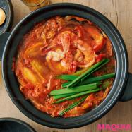 【体に効く美鍋レシピ】冷えに効く「キムチ鍋」、免疫力UPの「黒酢鍋」