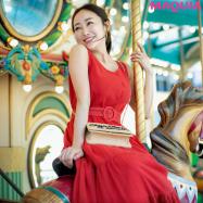 無邪気さこそが相手のきゅんを誘う! 神崎流・遊園地デートのメイク&ファッション